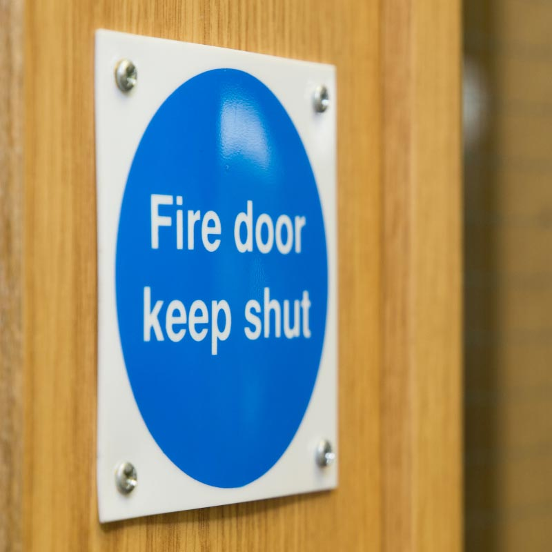 Image for Fire Door Survey