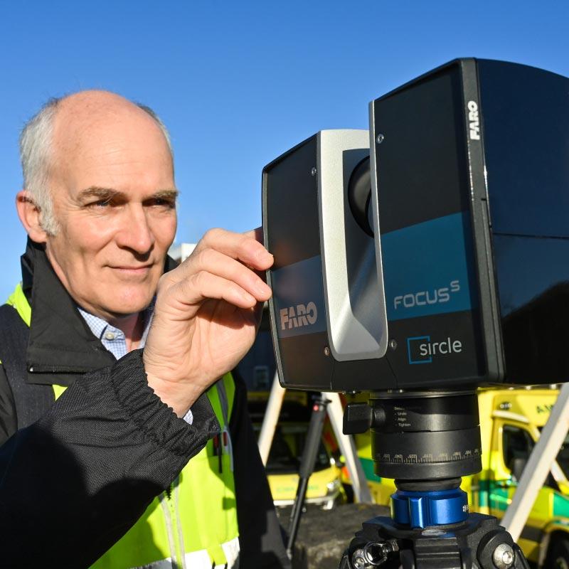 Image for 3D Point Cloud Laser Scanning