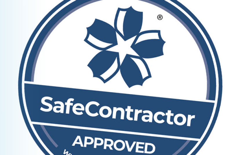 Image for Proud to be SafeContractor accredited
