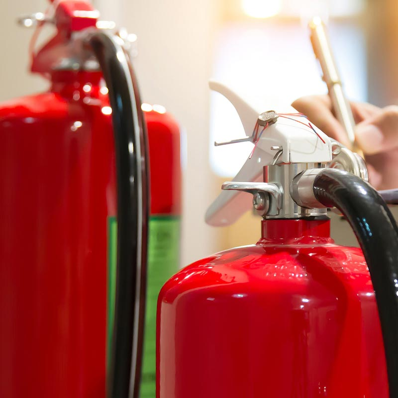 Image for Active Fire Equipment Asset Survey