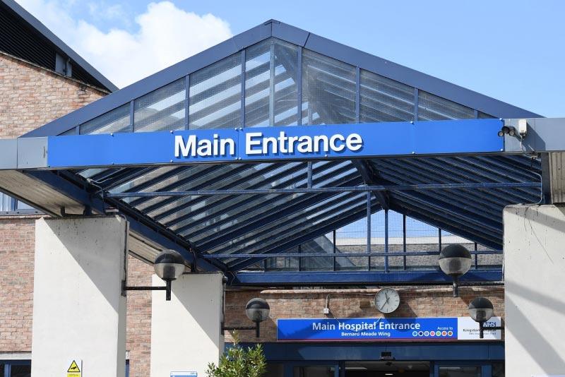 Image for Kingston Hospital