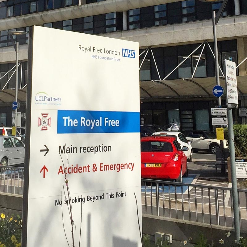 Image for Royal Free Hospital