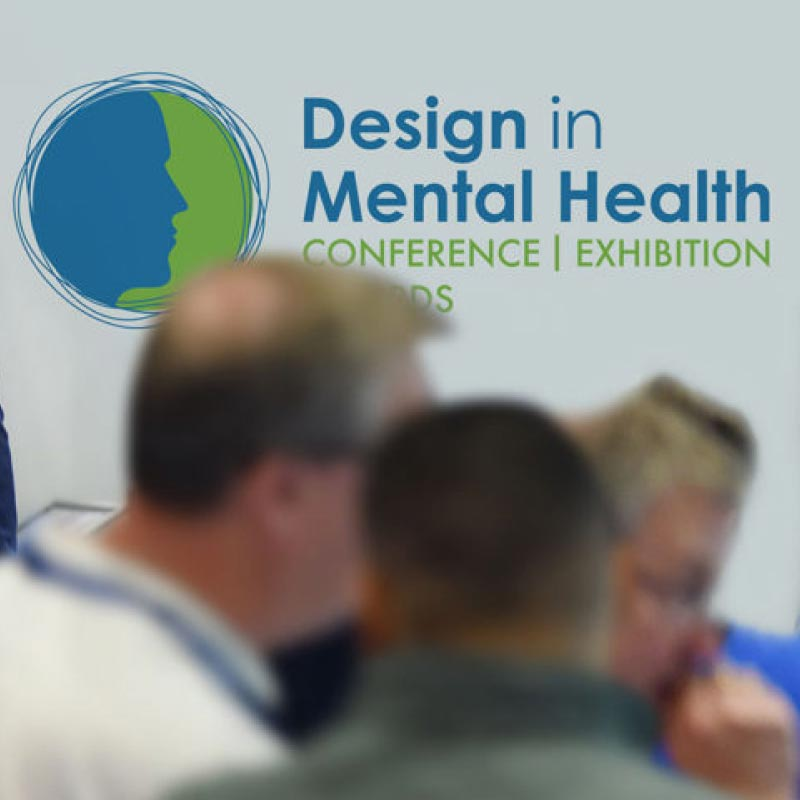 Image for We're exhibiting at Design in Mental Health (DIMH) 24-25 August
